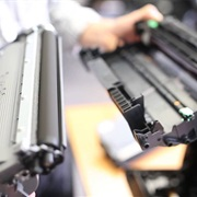 Change Toner in Printer