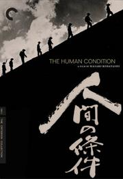 HUMAN CONDITION, THE (1959-1961, Parts 1-3)