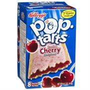 Frosted Cherry Pop Tart