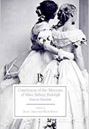 Conclusion of the Memoirs of Miss Sidney Bidulph (Frances Sheridan)
