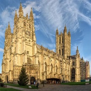 Canterbury Cathedral - England