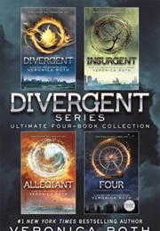 Divergent Series (Veronica Roth)