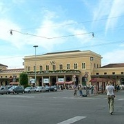 Bologna Centrale Railway Station (Italy)