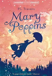 Mary Poppins (P.L. Travers)
