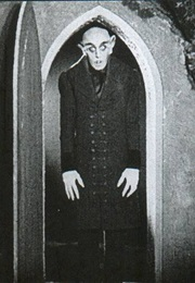 The First Appearance of Count Orlok in Nosferatu (1922)