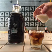 Go to the Breaking Bad Cafe (Walter's Coffee Roastery) in Istanbul