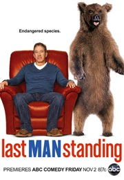 Last Man Standing TV Series (2011)