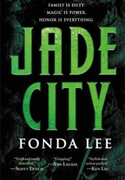 Jade City (Fonda Lee)