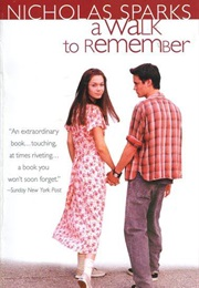 A Walk to Remember (Nicholas Sparks)