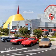 National Corvette Museum - KY