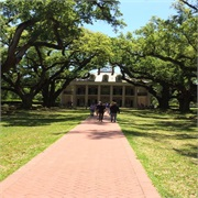 A Visit to Oak Alley in Louisiana