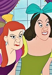 Ugly And Lame Cartoon Characters