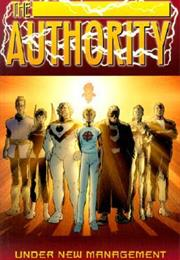 The Authority Vol. #2: Under New Management