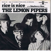 Blueberry Blue - Lemon Pipers