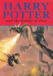Harry Potter and the Goblet of Fire (J.K. Rowling - 2000)