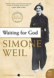 Waiting for God (Simone Weil)