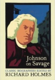 The Life of Mr Savage (Samuel Johnson)