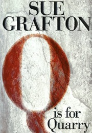 Q Is for Quarry (Sue Grafton)