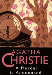 A Murder Is Announced (Agatha Christie)
