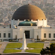 Griffith Observatory, USA