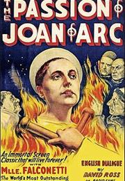 PASSION OF JOAN OF ARC, THE (1928, Rediscovered Original Cut)