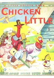Chicken Little (Little Golden Books)