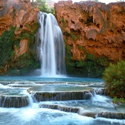 Havasu Canyon Falls, Arizona