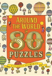 Around the World in 80 Puzzles (Aleksandra Artymowska)