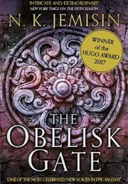 The Obelisk Gate (N. K. Jemisin)