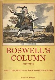 Boswell's Column (James Boswell)