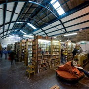 Barter Books, Alnwick, UK