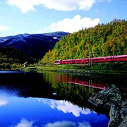 The Bergen Line  Norway