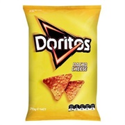 Doritos Corn Chips Nacho Cheese