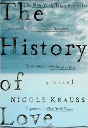 The History of Love (Nicole Krauss)