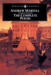 Complete Poems (Andrew Marvell)