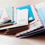 Send Letters and Postcards to Family and Friends