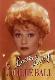 LOVE LUCY (LUCILLE BALL)