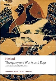 Theogony & Works and Days (Hesiod)