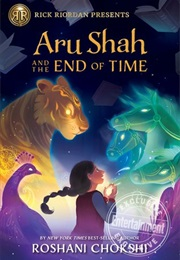 Pandava Quartet 1: Aru Shah and the End of Time (Roshani Chokshi)