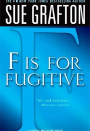 F Is for Fugitive (Sue Grafton)