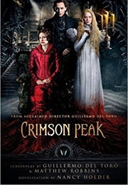 Crimson Peak (Nancy Holder)