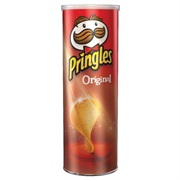 Different Kinds of Pringles Flavors 2018