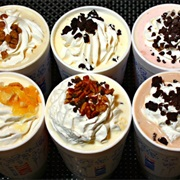 Fast Food Desserts How Many Have You Tried