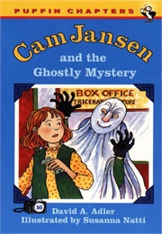 Cam Jansen and the Ghostly Mystery (Http://Images.Gr-Assets.com/Books/1176259090L/6083)