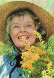 Katharine Hepburn 1981 on Golden Pond