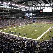 Ford Field (Football Stadium, the Lions), Detroit