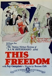 This Freedom (1923)