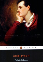 Selected Poems (Lord Byron)