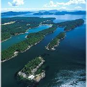 The Gulf Islands, British Colombia