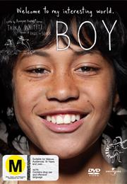 Boy is the highest-grossing New Zealand film of all time